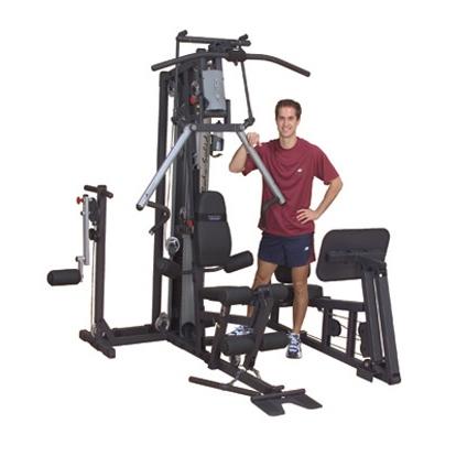 美国body-solid多人综合训练器G2B