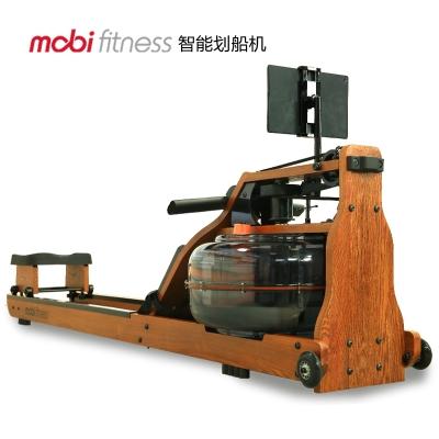 莫比mobi智能划船机 水阻家用划船器 划水机