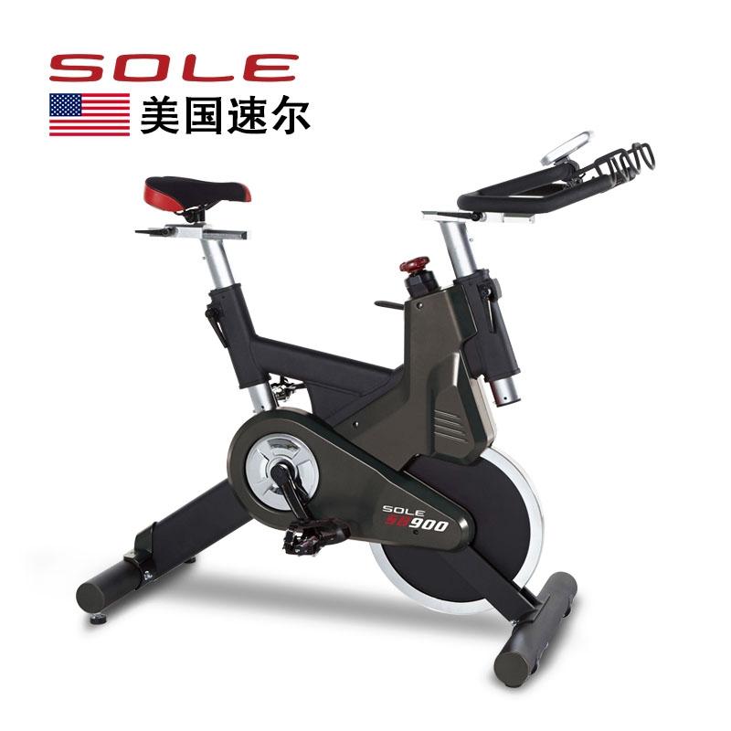 美国Sole速尔进口豪华动感单车SB900